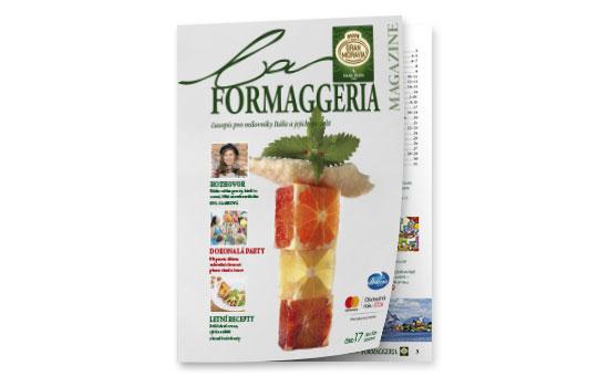La Formaggeria Magazine 17
