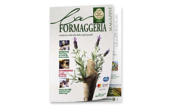 La Formaggeria Magazine 18
