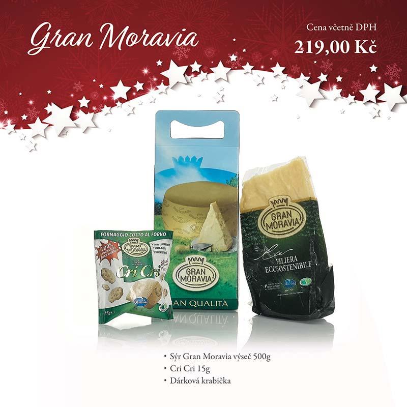 Gran Moravia - Dárkových balíčcích