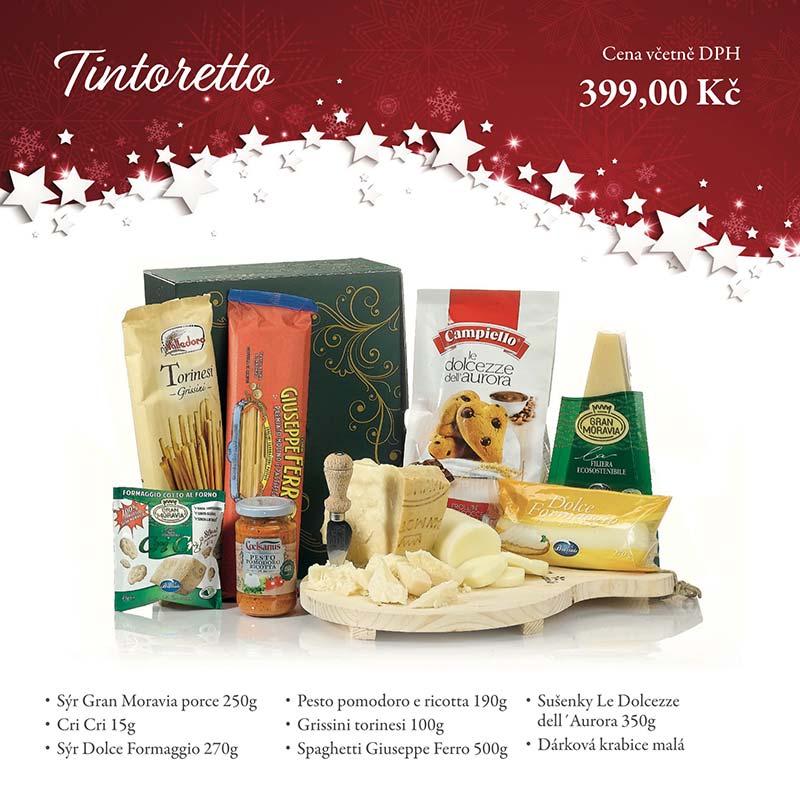 Tintoretto - Dárkových balíčcích