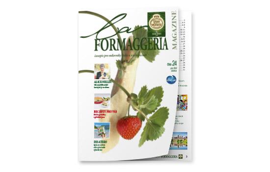 La Formaggeria Magazine - N° 24