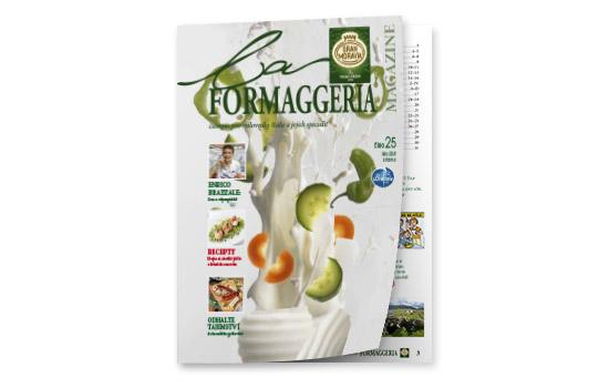 La Formaggeria Magazine - N° 25