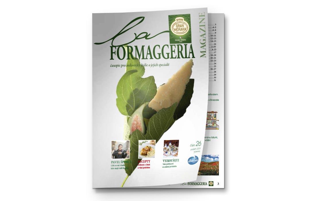 La Formaggeria Magazine - N° 26