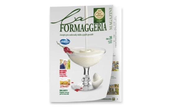 La Formaggeria Magazine - N° 28