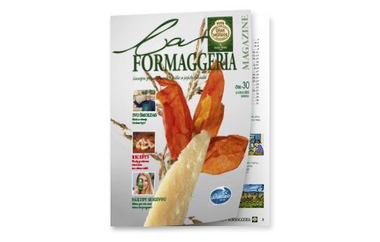 La Formaggeria Magazine - N° 30