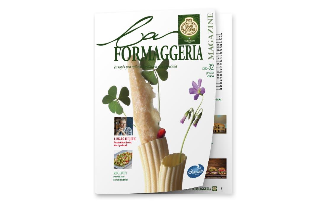 La Formaggeria Magazine - N° 32
