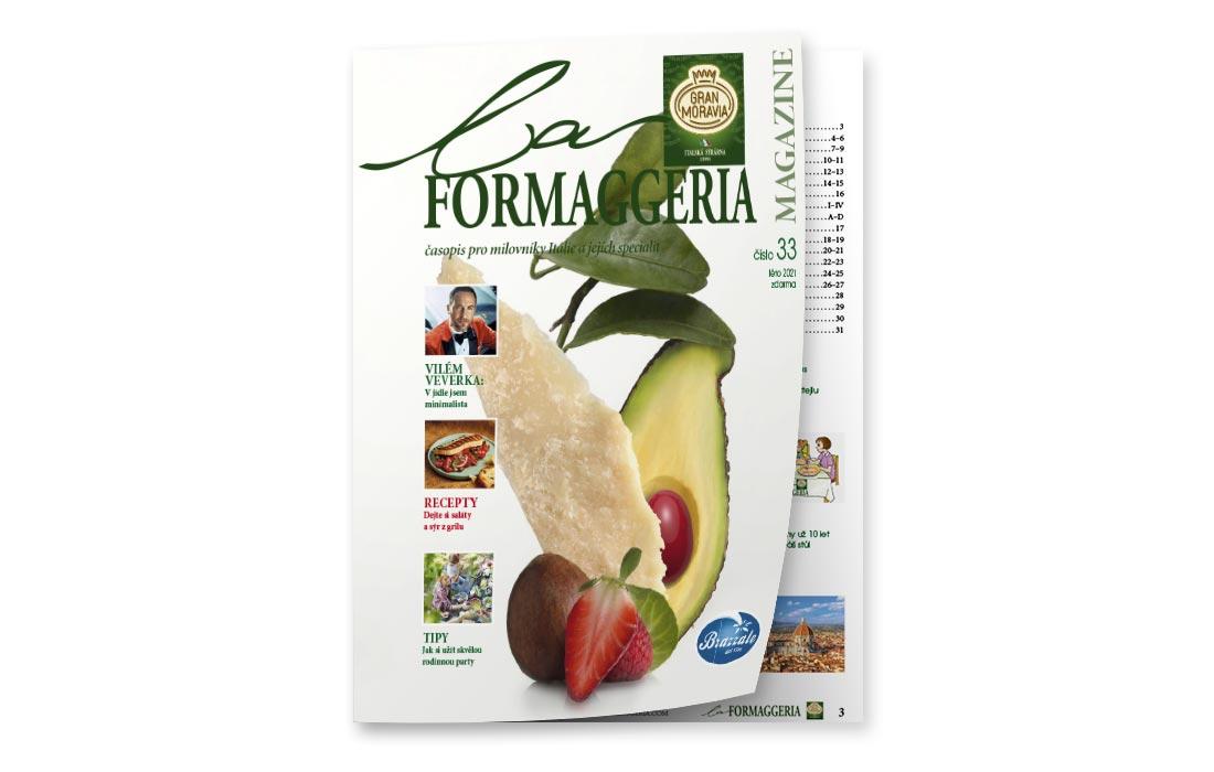 La Formaggeria Magazine - N° 33