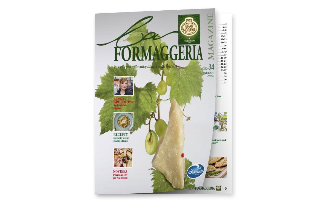 La Formaggeria Magazine - N° 34